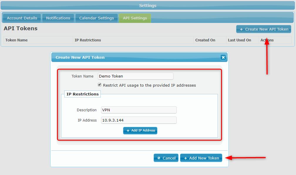 IRIS CRM API Documentation