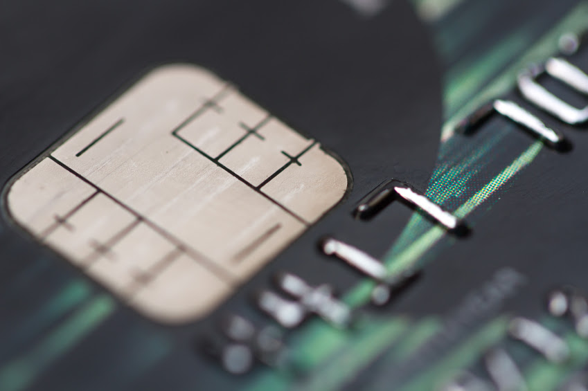 EMV chips are becoming the credit card standard and are helping to curb credit card fraud.