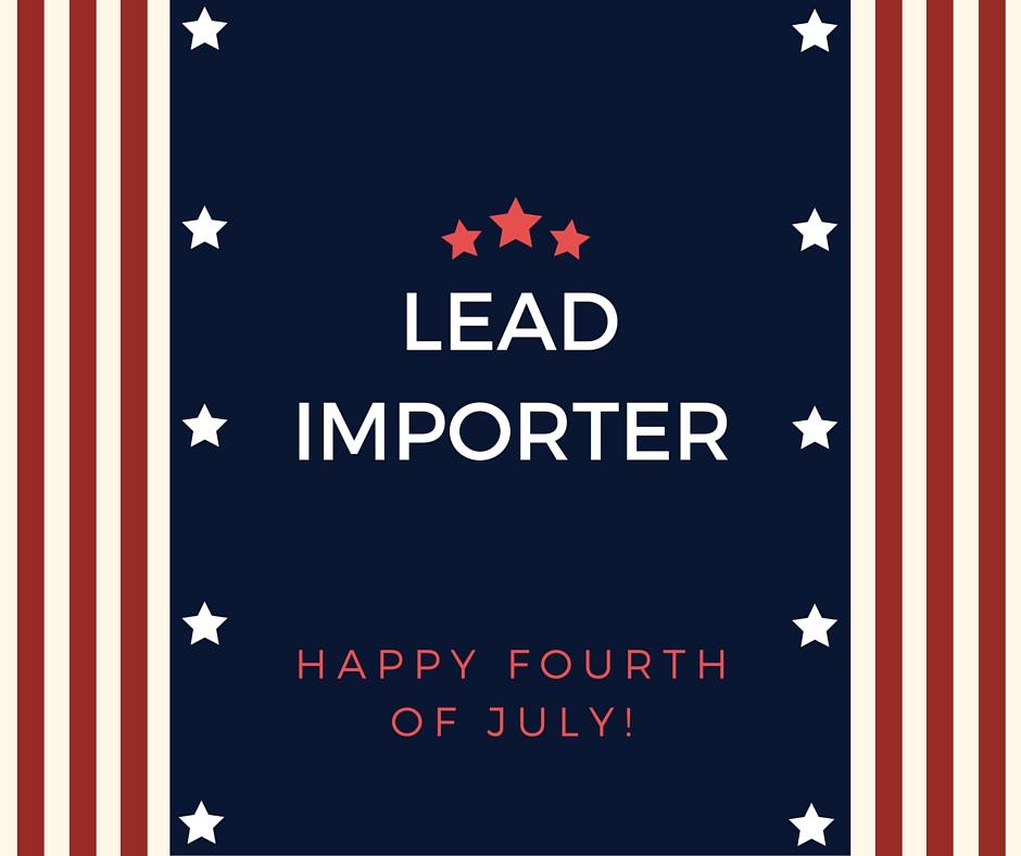 Lead Importer
