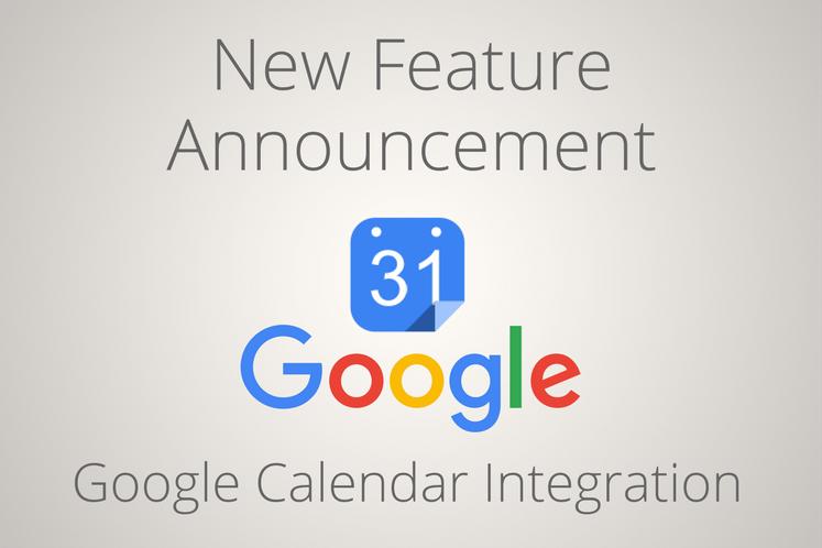 New Feature: IRIS CRM Calendar & Google Calendar Integration