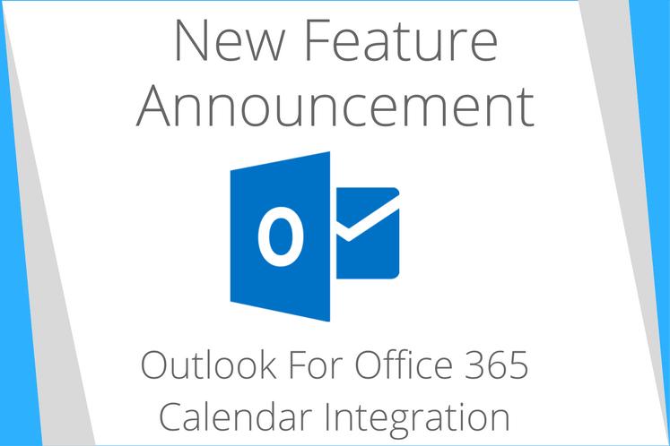 New Feature: IRIS CRM & Microsoft Outlook For Office 365 Calendar Integration
