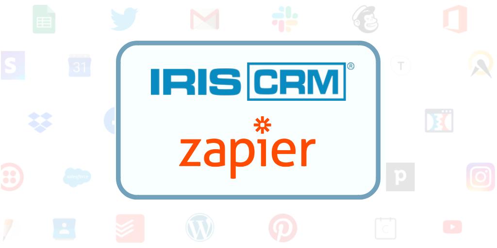 IRIS CRM Zapier