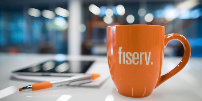 does fiserv support cryptocurrency