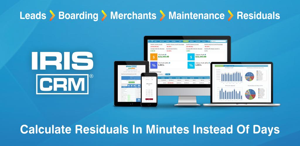 Merchant Services CRM - Payment Processing CRM - IRIS CRM