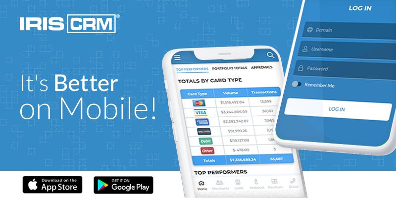IRIS CRM Mobile App