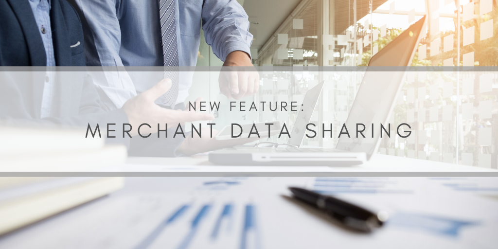Merchant Data Sharing