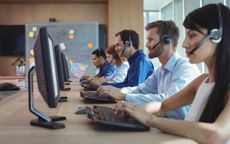 IRIS CRM Call Center Software Features and Benefits